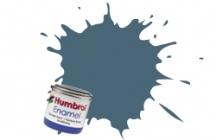 77   HUMBROL ENAMEL PAINT NAVY BLUE MATT