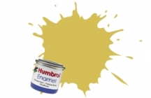 81   HUMBROL ENAMEL PAINT PALE YELLOW MATT
