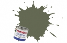 86   HUMBROL ENAMEL PAINT LIGHT OLIVE MATT