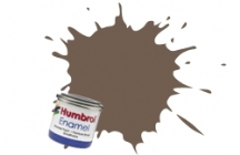 98   HUMBROL ENAMEL PAINT CHOCOLATE MATT