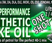 2 STROKE PETROL OIL MIX