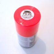 PS-20   TAMIYA POLYCARBONATE PAINT FLOURO RED
