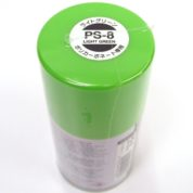 PS-8   TAMIYA POLYCARBONATE PAINT LIGHT GREEN