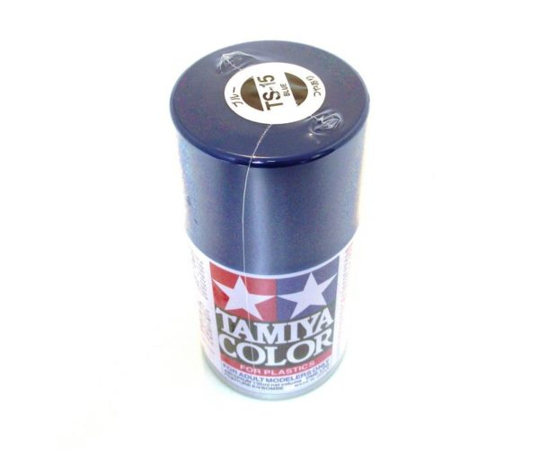 TS-15   TAMIYA ACRYLIC SPRAY PAINT  BLUE