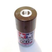 TS-1   TAMIYA ACRYLIC SPRAY PAINT  RED BROWN