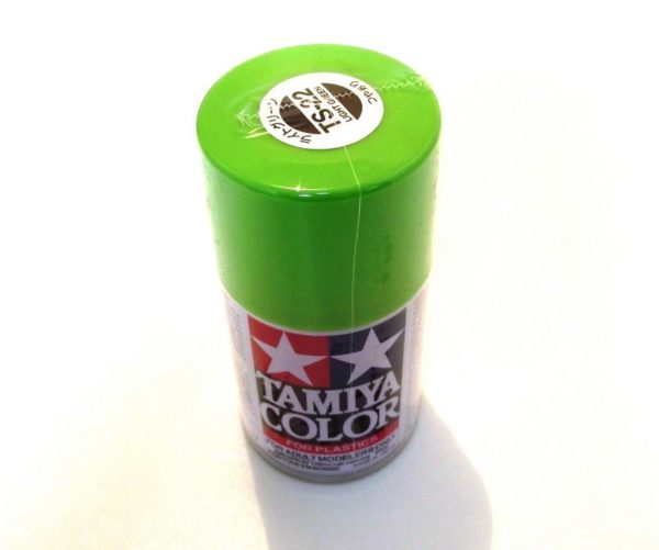 TS-22   TAMIYA ACRYLIC SPRAY PAINT  LIGHT GREEN