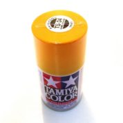 TS-34   TAMIYA ACRYLIC SPRAY PAINT  CAMEL YELLOW