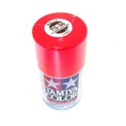 TS-36   TAMIYA ACRYLIC SPRAY PAINT  FLUORESCENT RED