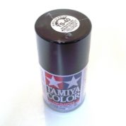 TS-40   TAMIYA ACRYLIC SPRAY PAINT  METALLIC BLACK