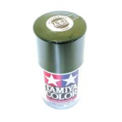TS-43   TAMIYA ACRYLIC SPRAY PAINT  RACING GREEN