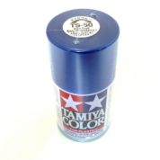 TS-50   TAMIYA ACRYLIC SPRAY PAINT  BLUE MICA
