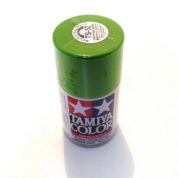 TS-52   TAMIYA ACRYLIC SPRAY PAINT  CANDY LIME GREEN