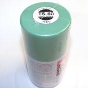 TS-60   TAMIYA ACRYLIC SPRAY PAINT  PEARL GREEN
