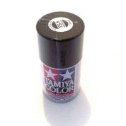 TS-6   TAMIYA ACRYLIC SPRAY PAINT  MATT BLACK