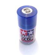 TS-72   TAMIYA ACRYLIC SPRAY PAINT  CLEAR BLUE