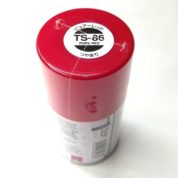 TS-86   TAMIYA ACRYLIC SPRAY PAINT  BRILLIANT RED