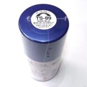 TS-89   TAMIYA ACRYLIC SPRAY PAINT  PEARL BLUE