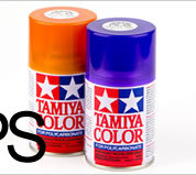 TAMIYA SPRAY PS (Polycarb)