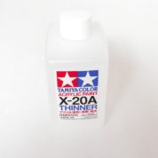 TAMIYA THINNERS X20A EXTRA LARGE 250ML