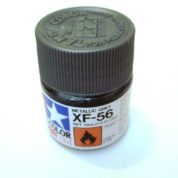 XF-56   TAMIYA ACRYLIC PAINT METALLIC GREY