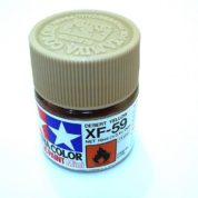 XF-59   TAMIYA ACRYLIC PAINT DESERT YELLOW
