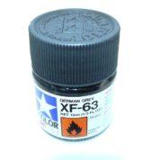 XF-63   TAMIYA ACRYLIC PAINT GERMAN GREY