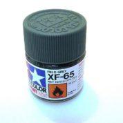 XF-65   TAMIYA ACRYLIC PAINT FIELD GREY
