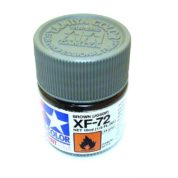XF-72   TAMIYA ACRYLIC PAINT BROWN/JGSDF