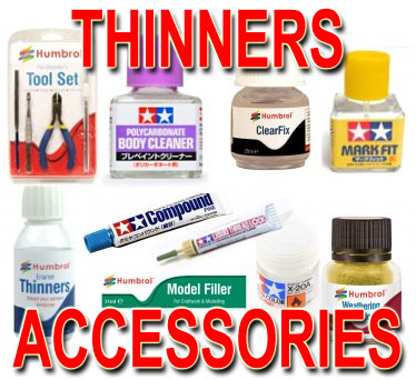 THINNERS & ACCESSORIES