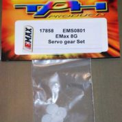 EMAX 8G SERVO GEAR SET