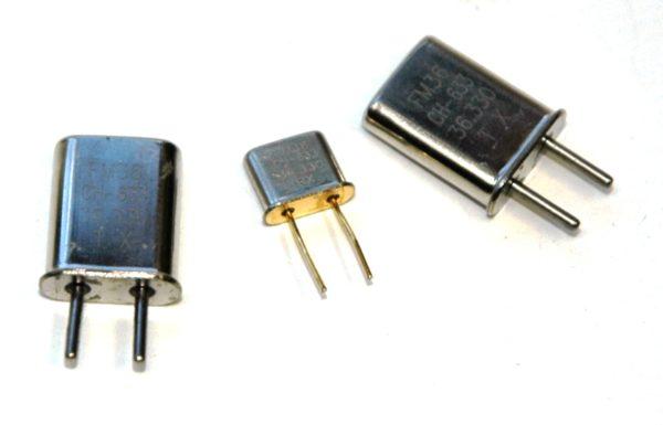CRYSTAL RX S/C FM FUTABA630 Scanner