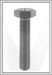 10X1.25X50MM HEX CAP SCREW TRU TURN TT0127A