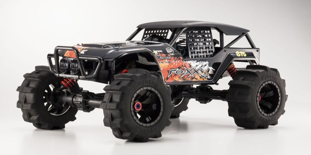 KYOSHO FO-XX 1/8 GP 4WD Monster Truck Readyset RTR 33151