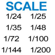 SCALE SIZES