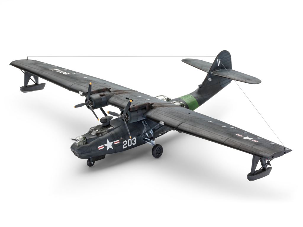 REVELL 1/72 PBY-5A CATALINA 03902 Plastic Model Kit