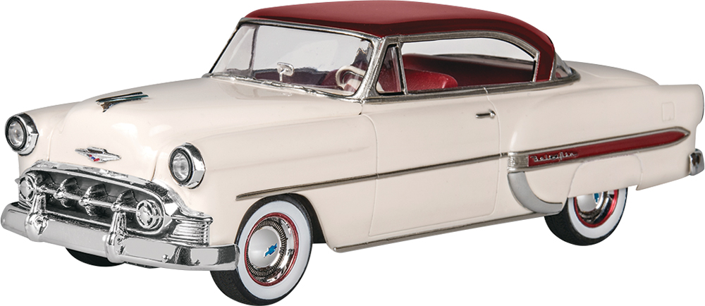 REVELL 1953 CHEVY BEL AIR 3N1 4431 Plastic Model Kit