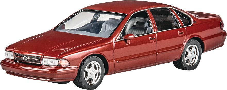 REVELL 1994 CHEVY IMPALA SS 1:25 4480 Plastic Model Kit