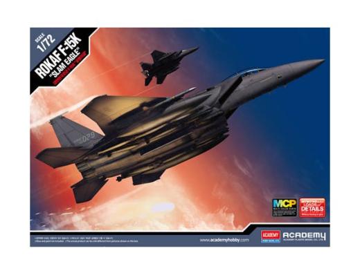 ACADEMY 1/72 ROKAF F-15 KIT