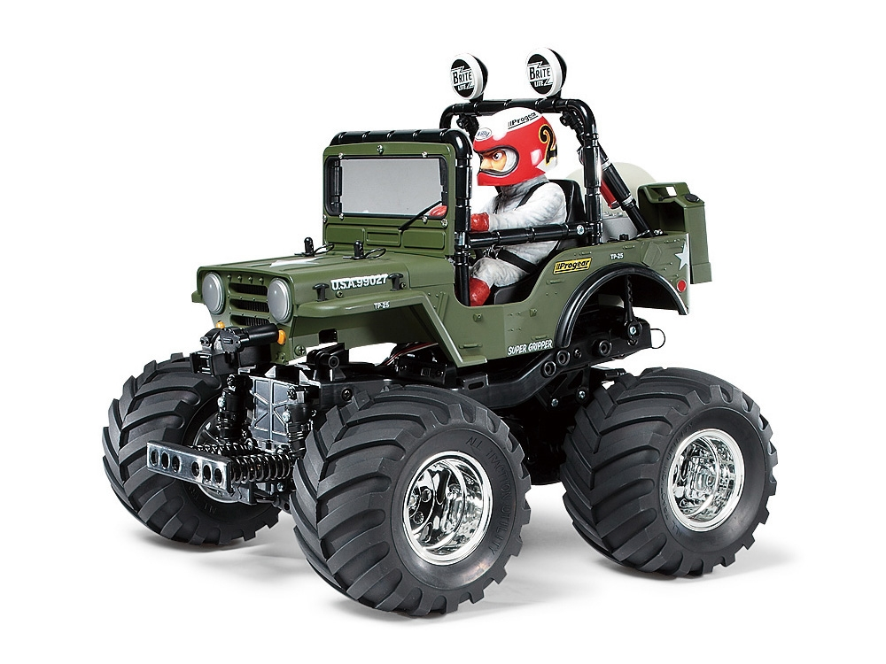 TAMIYA WILD WILLY 2000 RC KIT 58242
