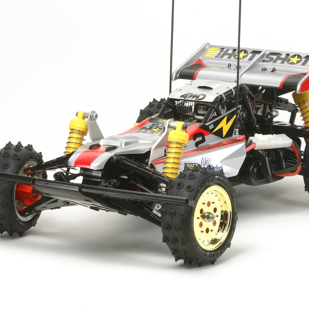 TAMIYA SUPER HOTSHOT 2012 RC KIT 58517