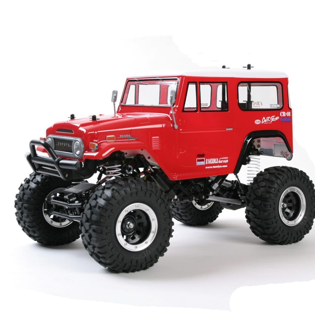 TAMIYA TOYOTA LAND CRUISER 40 RC KIT 58405