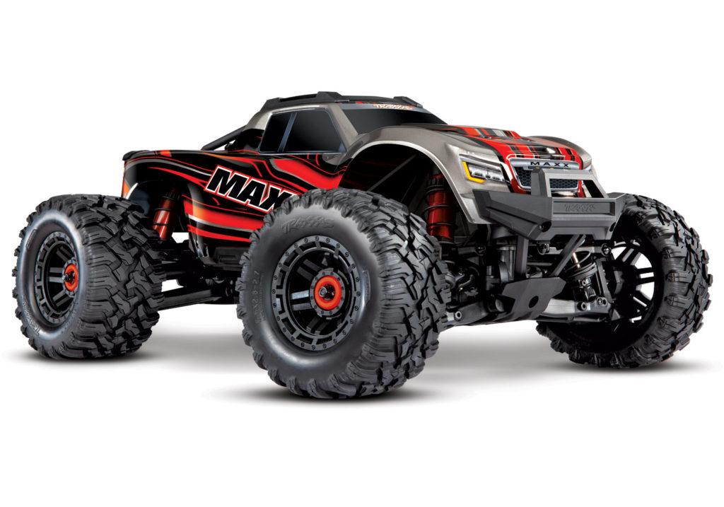 TRAXXAS MAXX 1/10 4WD MONSTER TRUCK 89076