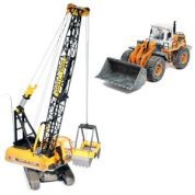 CONSTRUCTION RC VEHICLES