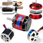 ELECTRIC MOTORS & ACCESSORIES