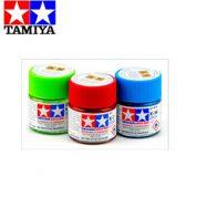 TAMIYA X- (GLOSS) ACRYLIC PAINTS